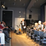 Konferencier och ordförande - Torbjörn Stackling